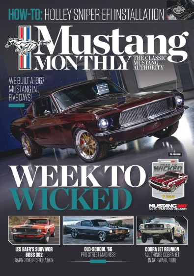 Mustang Monthly Magazine Subscription