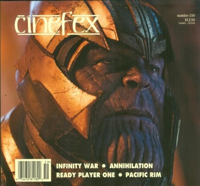 Cinefex Magazine Subscription