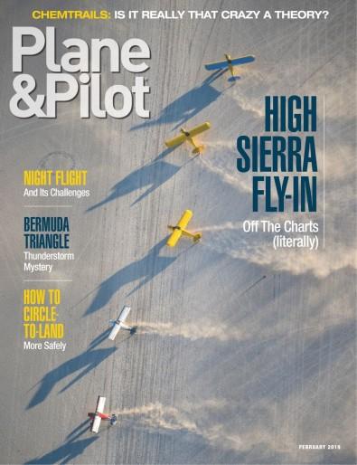 Plane & Pilot Magazine Subscription