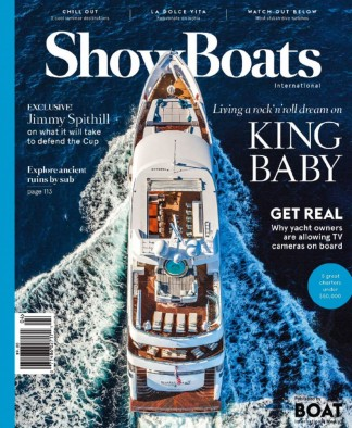 Showboats International Magazine Subscription