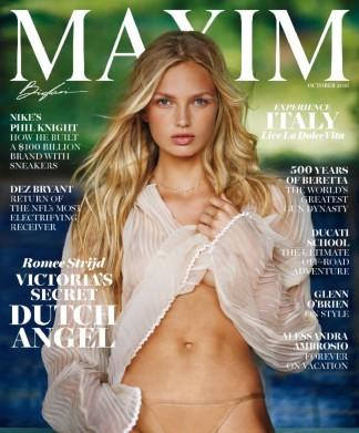 MaximMagazine Subscription