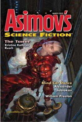 Asimovs Science Fiction Magazine Subscription