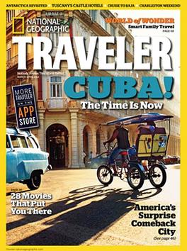 National Geographic Traveler USA Magazine Subscription