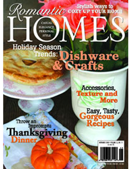 Romantic Homes Magazine Subscription