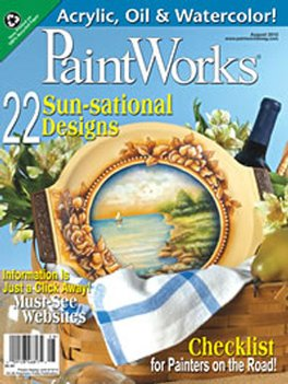 Paintworks Magazine Subscription