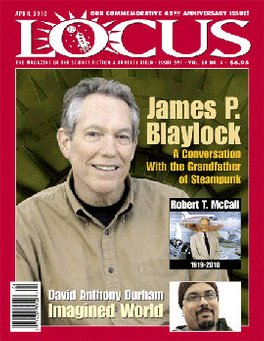 Locus Magazine Magazine Subscription