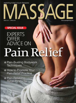 Massage Magazine Subscription