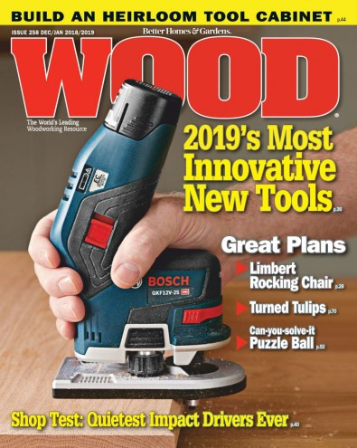 Wood Magazine Magazine Subscription