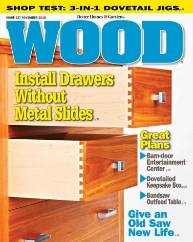Wood Magazine Magazine Subscription
