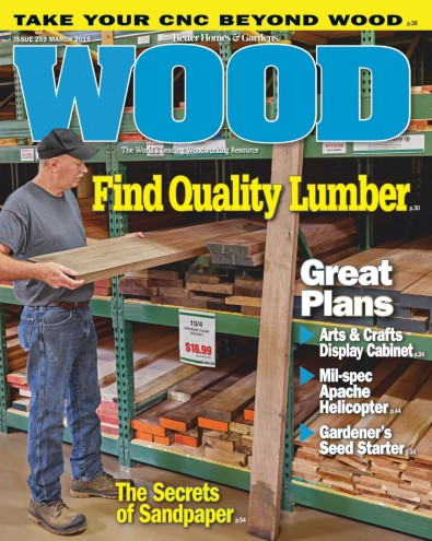 Wood Magazine Subscription - Woodworking Projects & Ideas