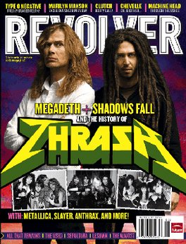 Revolver Magazine Magazine Subscription