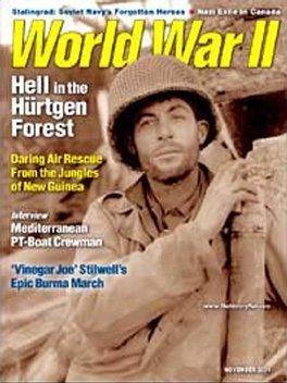 World War II Magazine Subscription