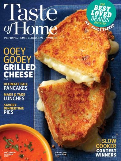 Taste of Home Magazine Magazine Subscription