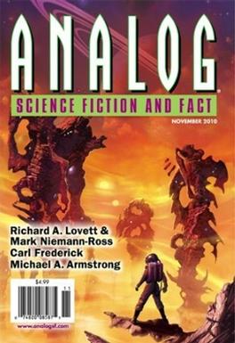 Analog Science Fiction Magazine Subscription