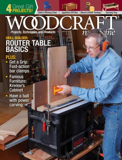 Woodcraft Magazine Magazine Subscription