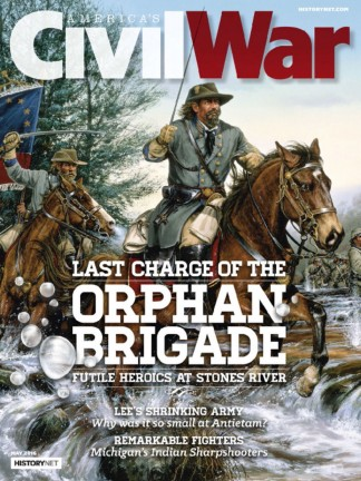 America's Civil War Magazine Subscription