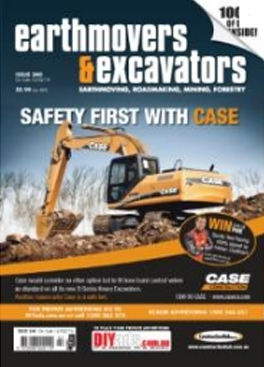 Earth Movers & Excavators Magazine Subscription