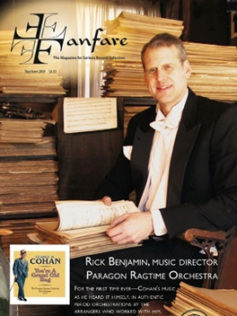 Fanfare Magazine Subscription