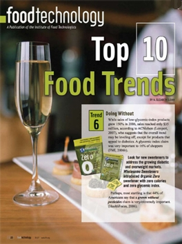 Food Technology Magazine Subscription