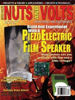 Nuts and Volts Magazine Subscription