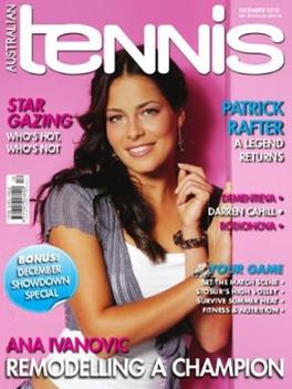 Australian Tennis Magazine Magazine Subscription