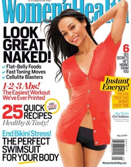 Women's Health USA Magazine Subscription