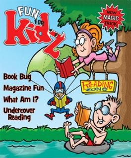Fun For Kidz Magazine Subscription