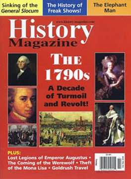 History Magazine Subscription