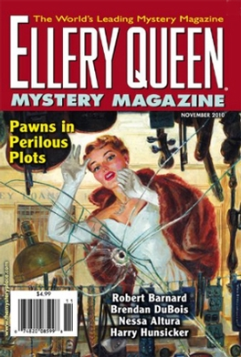 Ellery Queens Mystery Magazine Magazine Subscription