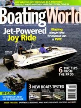 Boating World Magazine Subscription