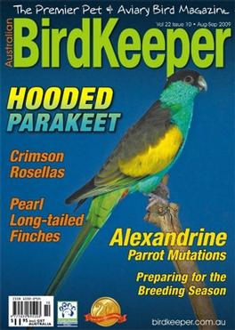 Australian Birdkeeper Magazine Subscription