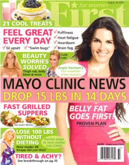 First For Women Magazine Subscription