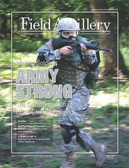 Field Artillery Journal Magazine Subscription