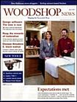 Woodshop News Magazine Subscription