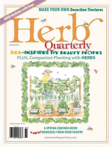 Herb Quarterly Magazine Subscription