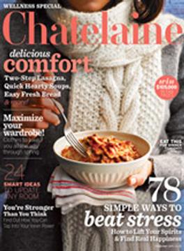 Chatelaine Magazine Subscription