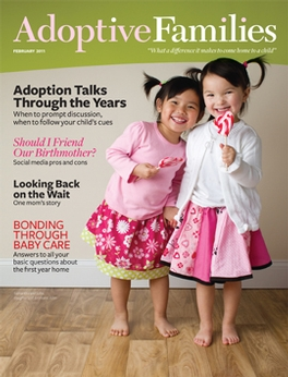 Adoptive Families Magazine Subscription