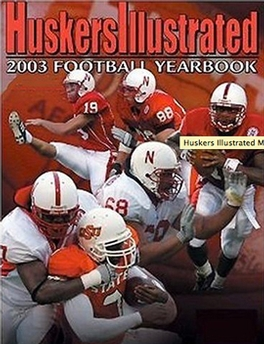 Huskers Illustrated Magazine Subscription