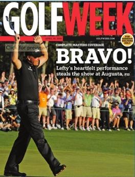 Golf Week Magazine Subscription