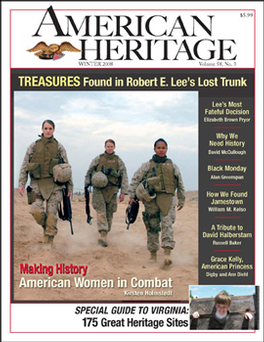 American Heritage Magazine Subscription