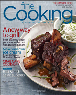 Fine Cooking Magazine Subscription