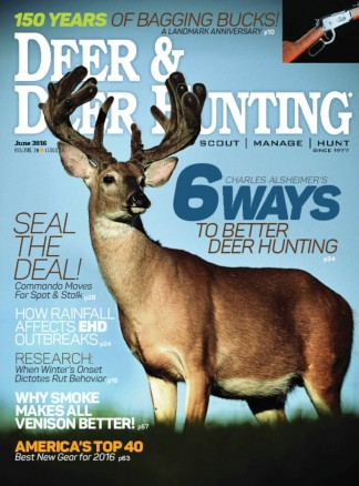 Deer & Deer Hunting Magazine Subscription