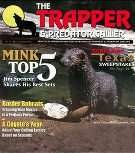 Trapper & Predator Caller Magazine Subscription