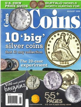 Coins Magazine Magazine Subscription
