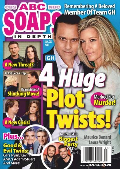 Abc Soaps In Depth Magazine Subscription