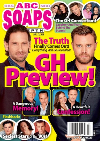Abc Soaps In Depth Magazine Subscription
