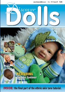 Dolls Magazine Subscription