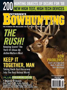 Bowhunting Magazine Subscription
