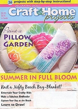 Decorating Digest Craft & Home Projects Magazine Subscription