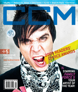 Contemporary Christian Music Magazine Subscription